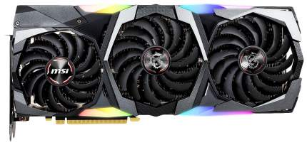 Видеокарта MSI Gaming X GeForce RTX 2080 (RTX 2080 GAMING X TRIO)