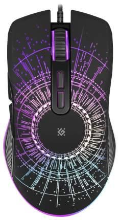 Проводная мышка Defender Sirius GM-660L Black (52660)
