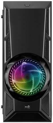 Корпус компьютерный AeroCool AeroEngine RGB Tempered Glass