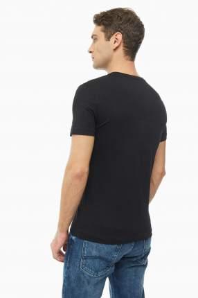 Футболка мужская Calvin Klein Jeans J30J314539.BAE0 черная L