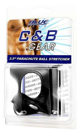 Утяжка на мошонку BlueLine 3.5 Parachute Ball Stretcher