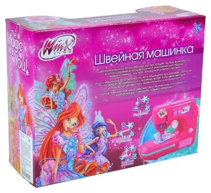 """Швейная машина """"Winx"""", со световыми и звуковыми эффектами, 21 см"""