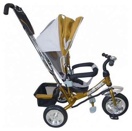 Трехколесный велосипед Funny Jaguar Lexus Racer Trike (цвет: золото)