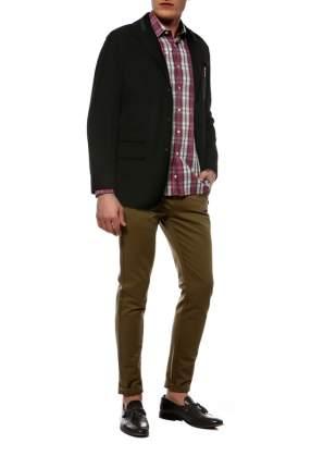 Пальто мужское GHILARO G10202001 черное 50 IT