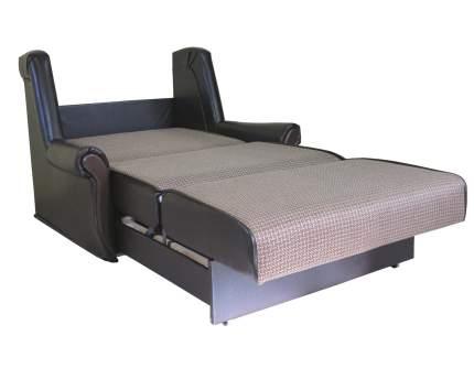 Кресло кровать Аккорд М замша бежевый