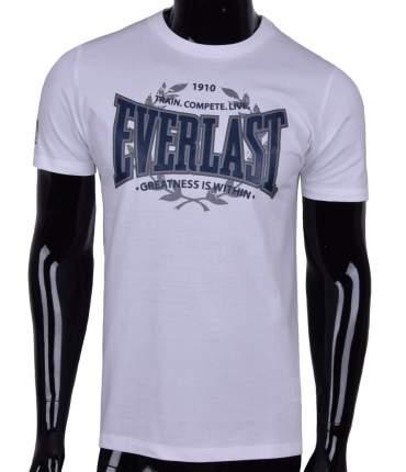 Футболка Everlast Heritage, white, L INT