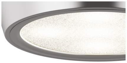 Светильник накладной влагозащищенный светодиодный Lightstar Urbano 214992 Серебро