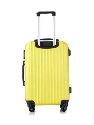 Чемодан L'Case Krabi Yellow M