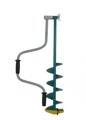 Ледобур для рыбалки Тонар ЛР-150 150 мм