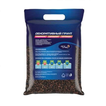 Грунт ArtUniq ColorMix Coffee 1-2мм 3кг