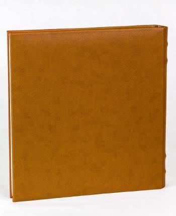 """Фотоальбом """"Классика"""" обложка двухцветная из эко-кожи, 60 магнитных страниц 31х32 см"""