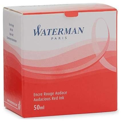 Чернила Waterman WAT-S0110730 Красные