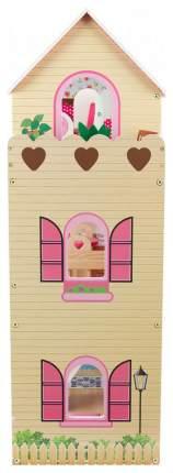 Кукольный домик Edufun C комплектом мебели EF4109