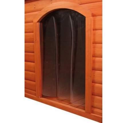 Силиконовая прозрачная шторка Ferplast Kennel Door для будок, в ассортименте, 20,5*28,5 см