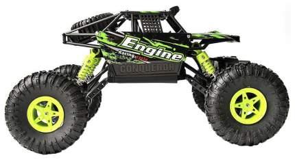 Радиоуправляемая машинка WL Toys Краулер Зеленый