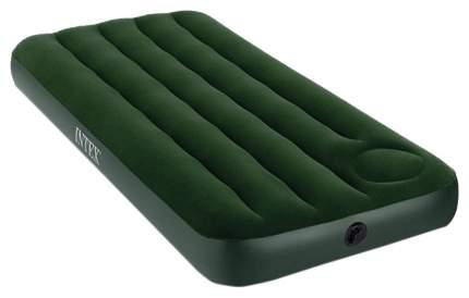 Надувной матрас-кровать Intex Дауни 66950 193х76х22 см со встроенным ножным насосом