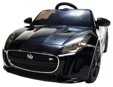 Радиоуправляемый детский электромобиль Harleybella Jaguar DMD-218 RS-3 Black
