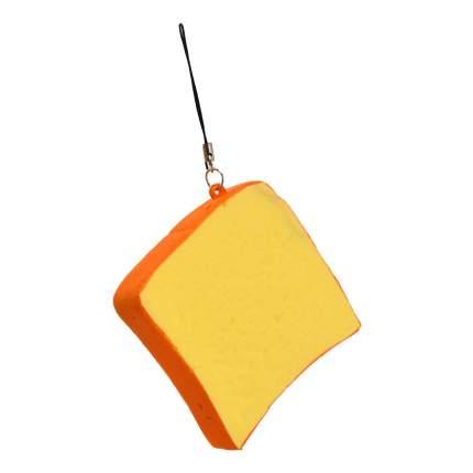 1 TOY игрушка-антистресс мммняшка squishy (сквиши), тост Т12408