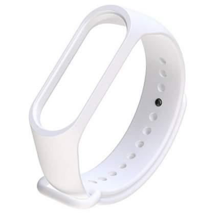 Ремешок силиконовый для Mi Band 3 Strap White