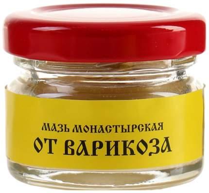 Мазь Монастырская Бизорюк Фабрика здоровья От варикоза 25 мл