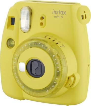 Фотоаппарат моментальной печати Fujifilm INSTAX MINI 9 CLEAR Y EXD