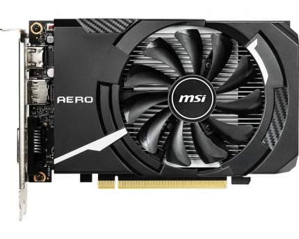 Видеокарта MSI GeForce GTX 1650 AERO ITX 4G OC
