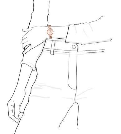 Наручные часы кварцевые женские Michael Kors Pyper MK3897