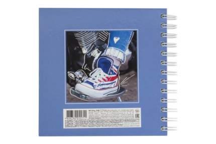 Скетчбук (тетрадь для эскизов) HATBER A255711, белая бумага, 120 г/м2, 80 л