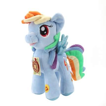 Мягкая игрушка Мульти-Пульти Пони радуга My little Pony свет+звук 23 см