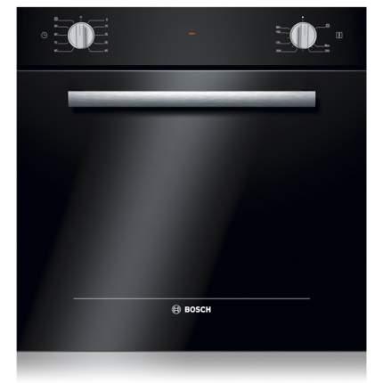 Встраиваемый газовый духовой шкаф Bosch HGN10E060 Black