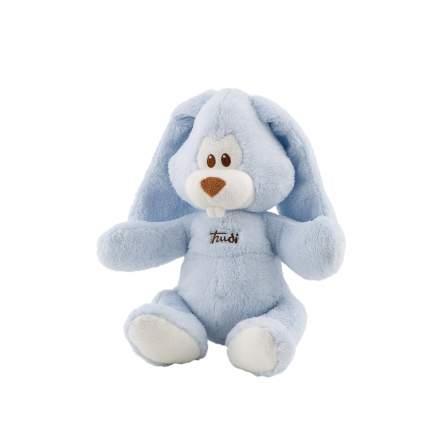 Мягкая игрушка Trudi Заяц Вирджилио (голубой), 36 см