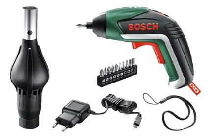 Аккумуляторная отвертка Bosch IXO V BBQ Set 06039A800G