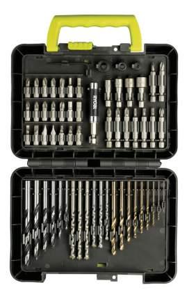 Наборы бит и сверл для дрелей, шуруповертов Ryobi RAK60DDF 60pcs Drill Drive Kit
