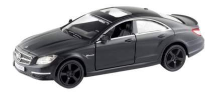 Машина Uni-Fortune 1:32 Mercedes Benz CLS 63 AMG инерционная черный матовый