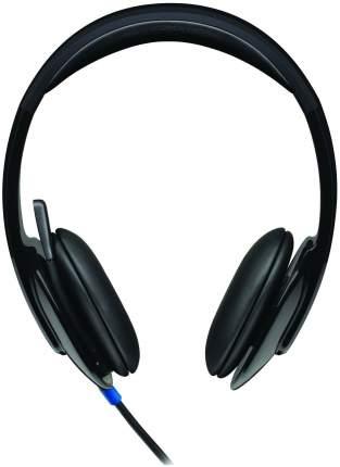Гарнитура для компьютера Logitech USB Headset H540 Black