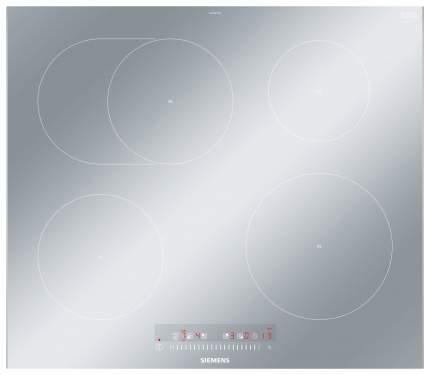 Встраиваемая варочная панель индукционная Siemens EH679FFB1E Silver