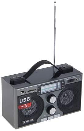 Радиоприемник Сигнал БЗРП РП-306 Black