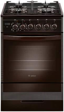 Комбинированная плита GEFEST ПГЭ 5502-03 0045 Brown