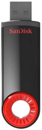 USB-флешка Cruzer Dial SanDisk 16Gb SDCZ57-016G-B35 черный/красный