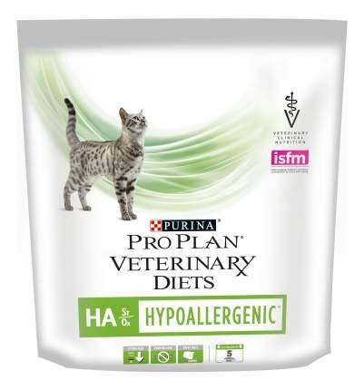 Сухой корм для кошек Pro Plan Veterinary Diets HA Hypoallergenic, гипоаллергенный, 0,325кг