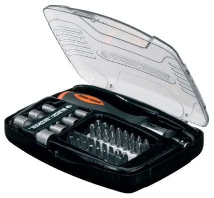 Набор столярно-слесарного инструмента Black & Decker A7062