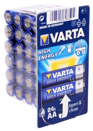 Батарейка Varta HIGH ENERGY AA 24 шт