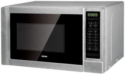Микроволновая печь с грилем BBK 20MWG-734S/BX silver/black
