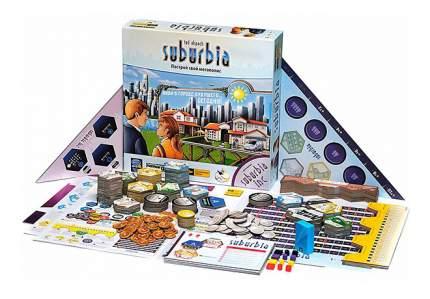 Настольная игра Cosmodrome Games Субурбия