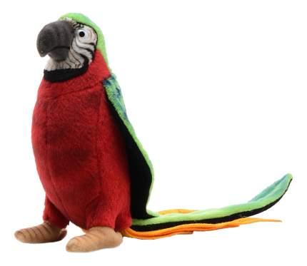 Мягкая игрушка Hansa Попугай Красный 37 см