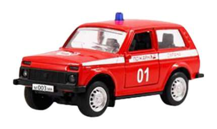 Пожарная машина Play Smart Лада 2121 - Пожарная охрана