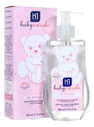 Масло для тела детское HP Babycoccole Очищающее 250 мл