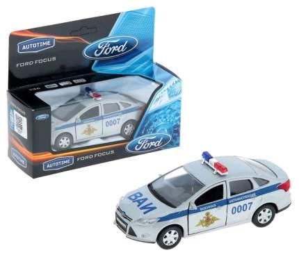 Коллекционная модель Autotime Ford FOCUS ВАИ 1:36