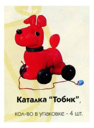 "Каталка детская ОГОНЕК ""Тобик"""