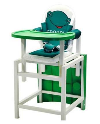 Стол-стул для кормления Вилт Babies Froggy Зеленый (29858)